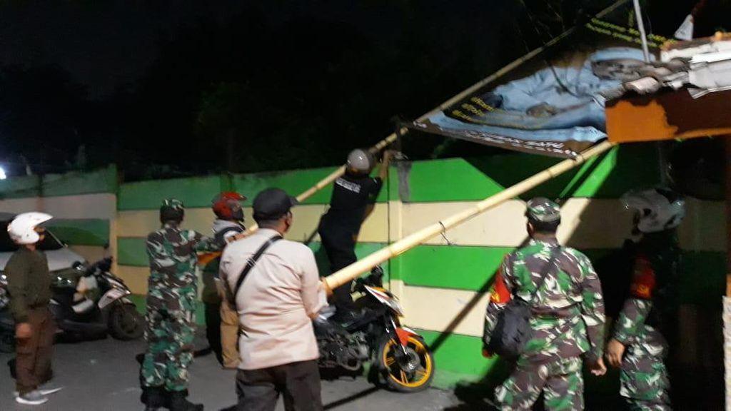 Pakar Undip Soal Spanduk Habib Rizieq Dicopoti TNI: Preventif Syok Terapi