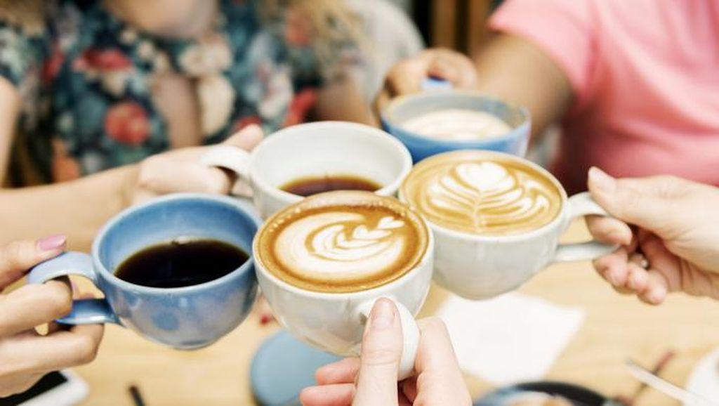 Apa Benar Minum Kopi Bisa Bikin Tubuh Jadi Gemuk?