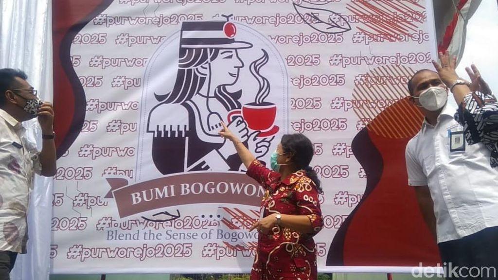 Penari Dolalak Jadi Logo Kopi Khas Kabupaten Purworejo