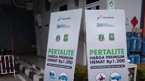 Harga Pertalite di Jakbar hingga Jaktim Turun Jadi Rp 6.450