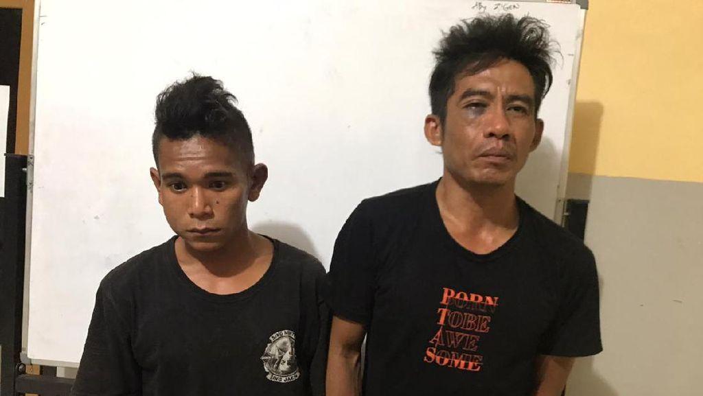 Tangkap 2 Kurir Narkoba di Bima, Polisi Sita Senpi dan 11 Butir Peluru