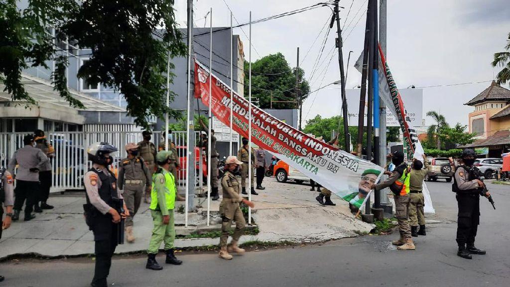 Kapolda Jateng Dukung Pencopotan Baliho Ilegal-Provokatif