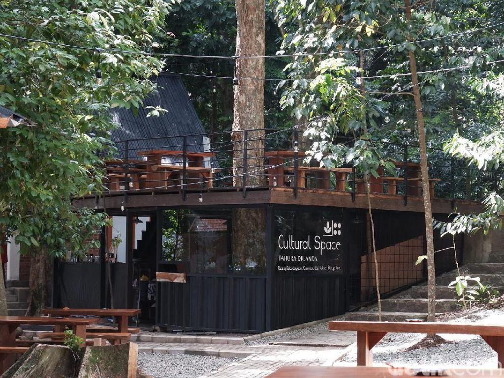 Wisata Baru di Bandung, Cultural Space Tahura