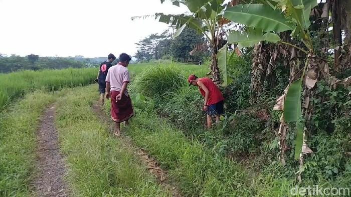 Warga Kabupaten Batang, Jawa Tengah dibuat heboh dengan temuan uang senilai puluhan juta yang berceceran di saluran air untuk irigasi.