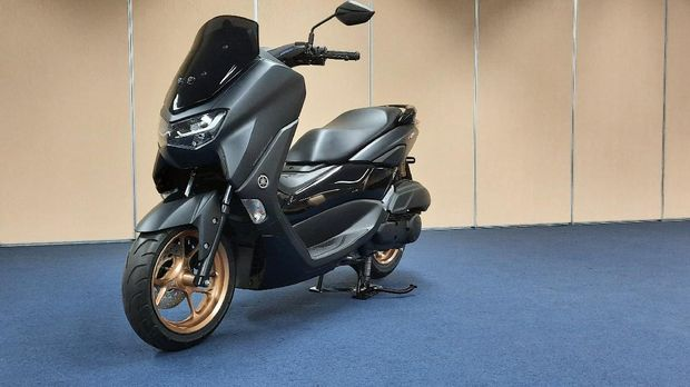 Yamaha Nmax 155 Standard Connected