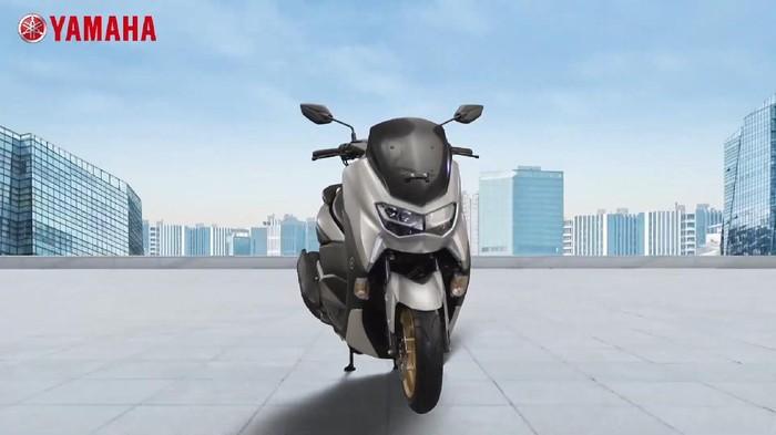 Yamaha Nmax varian standard dapat fitur Y-Connect.