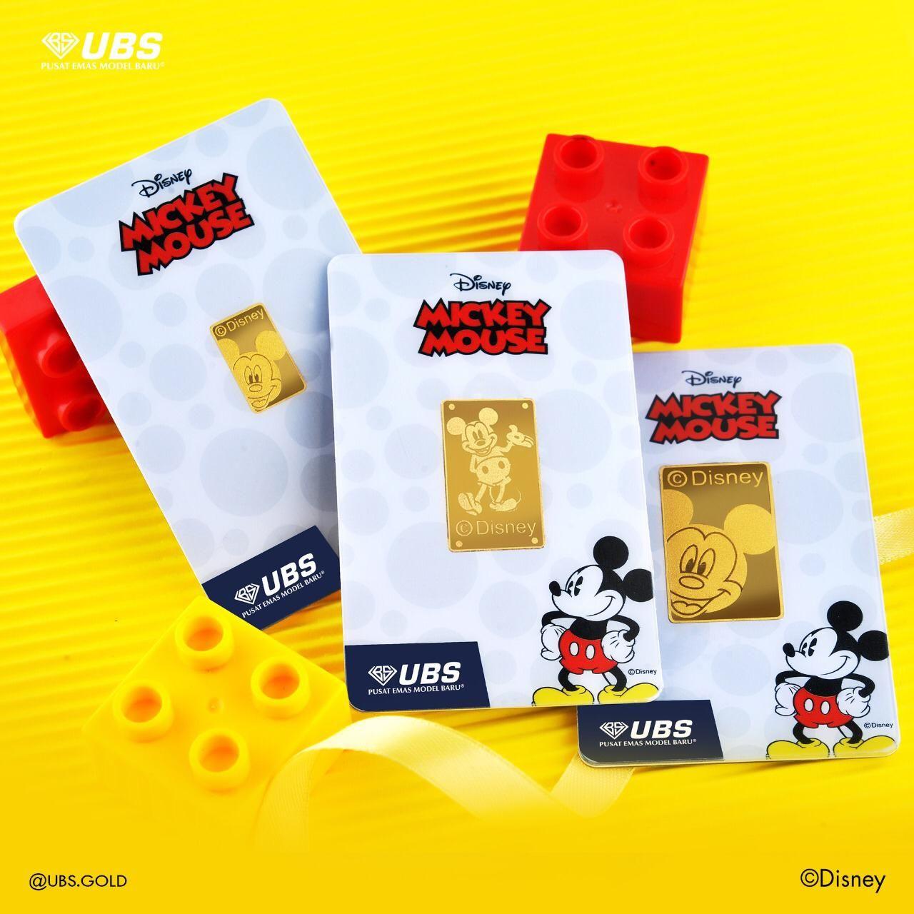 AR UBS Gold