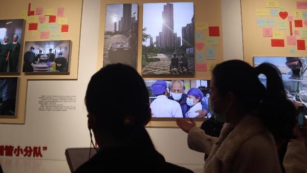 Diketahui pasar basah Huanan di Wuhan, China, diyakini banyak orang sebagai awal mula pandemi Corona bermula. Namun ini kondisi di Wuhan sudah tampak kembali normal dan warga bisa beraktifitas lagi.