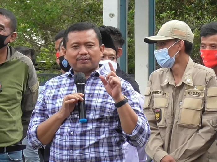 Bupati Sumedang Dony Ahmad Munir.