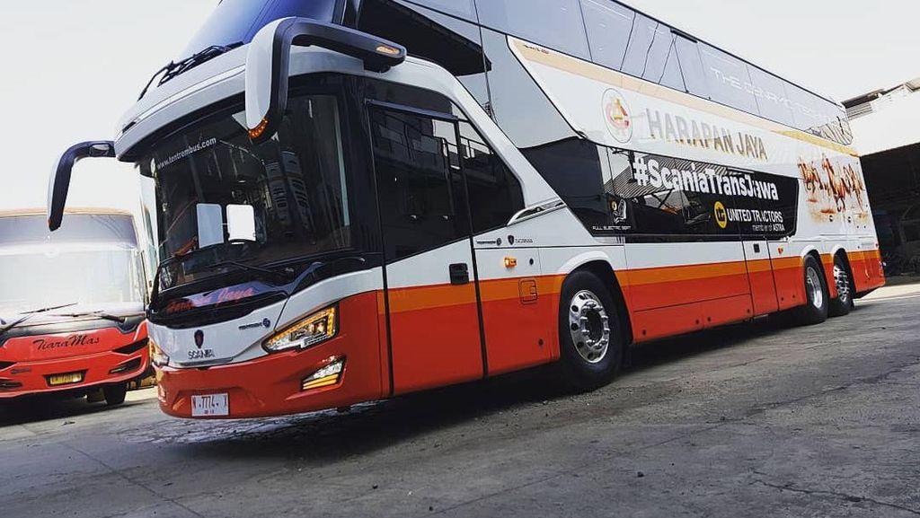 7 Bus Tingkat Buatan Indonesia, Ada yang Tembus Pasar Ekspor