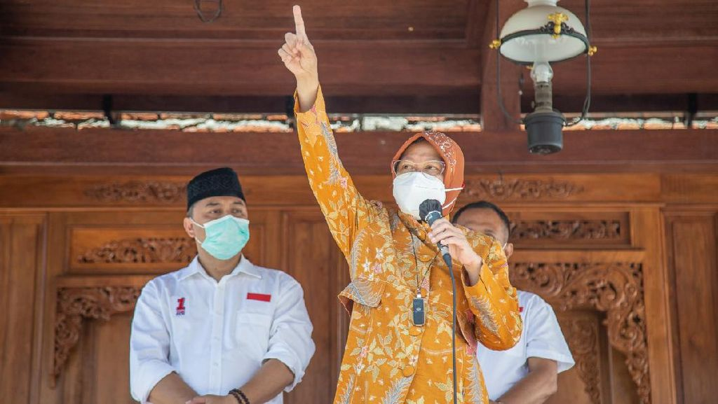 Survei SMRC, Eri Cahyadi-Armuji Ungguli Machfud Arifin-Mujiaman