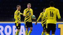 Melihat Kembali 4 Gol Ciamik Erling Haaland untuk Dortmund