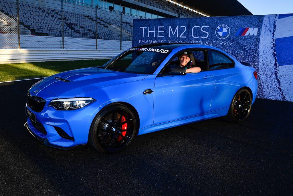 Fabio Quartararo Dapat Mobil Gratis dari BMW