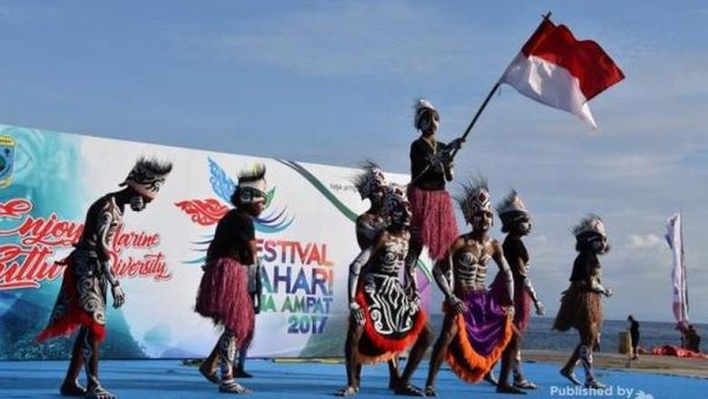 Festival Bahari Raja Ampat