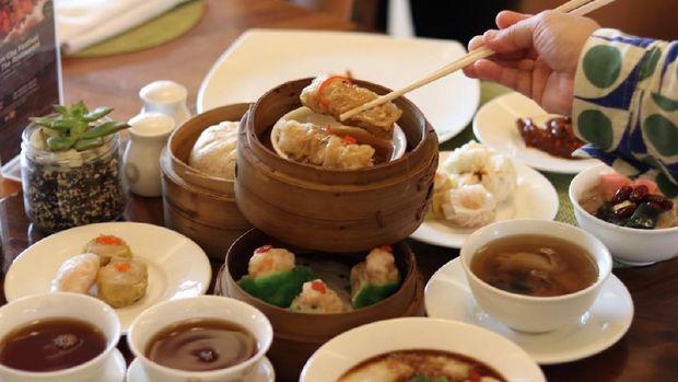 Festival Yum Cha khas Hong Kong