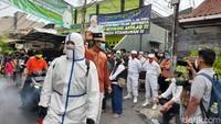 Epidemiolog UI Klaim Tak Ada Klaster Kerumunan HRS di Petamburan dan Tebet