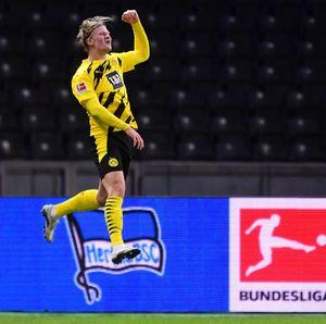 Dortmund Vs Club Brugge: Tebak-tebakan Gol Erling Haaland