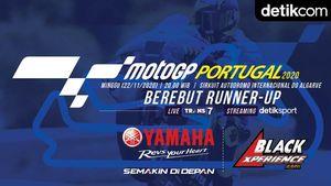 MotoGP Portugal 2020: Mencari Runner-up di Portimao