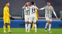 Juventus Vs Cagliari: Dua Gol Ronaldo Menangkan Bianconeri
