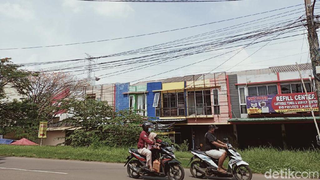 Kirim Petugas, PLN Pastikan Kabel Semrawut di Tangsel Bukan Miliknya