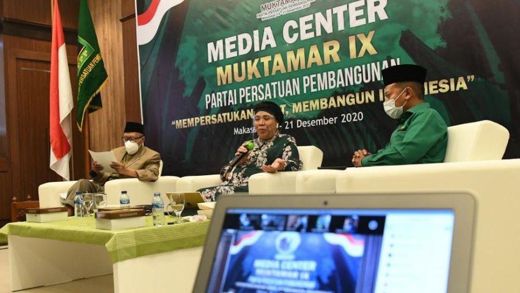 PPP Buktikan Prinsip Islam Tak Bisa Dipisahkan dari Partai