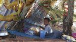 Potret Anak-anak di Antara Ribuan Pengungsi dari Ethiopia