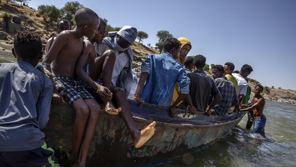 Konflik di Tigray Picu Gelombang Pengungsi Warga Ethiopia ke Sudan