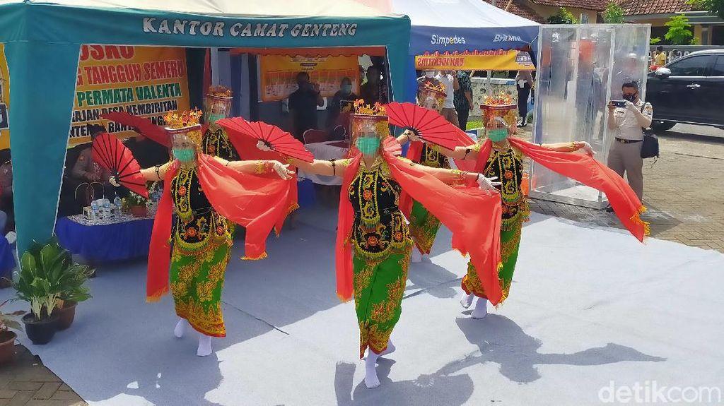 Masih Pandemi, Banyuwangi Gelar Festival Tari Secara Virtual