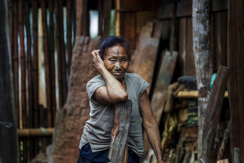 Suku Apatani di India