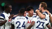 Klasemen Liga Inggris: Tottenham dan Liverpool Bersaing di Posisi Atas