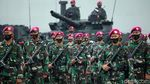 TNI AL Apel Siaga di Tanjung Priok