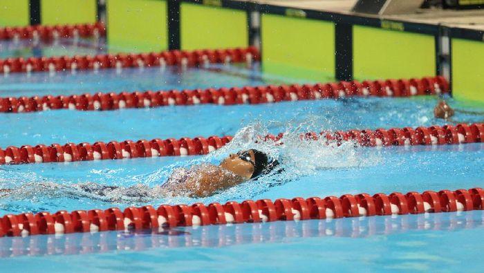 Atlet renang nasional, Azzahra Permatahani