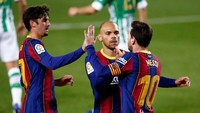 Musim Masih Panjang, Jangan Coret Barcelona dari Perebutan Gelar LaLiga