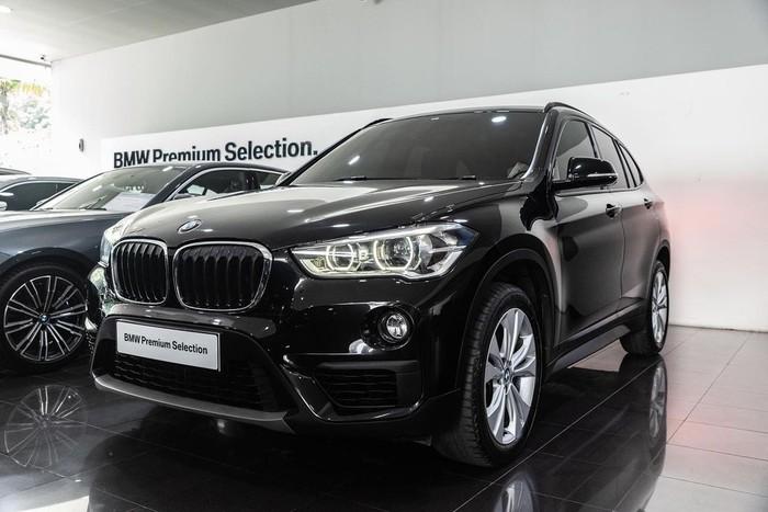 BMW X1 18i Dynamic 2018