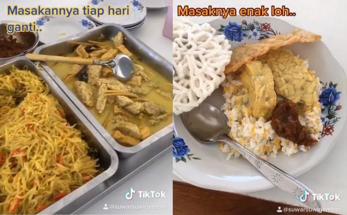 Boleh Bayar Seikhlasnya, Warung Makan Ini Bikin Netizen Terharu