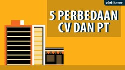 5 Perbedaan CV dan PT yang Kamu Perlu Tahu