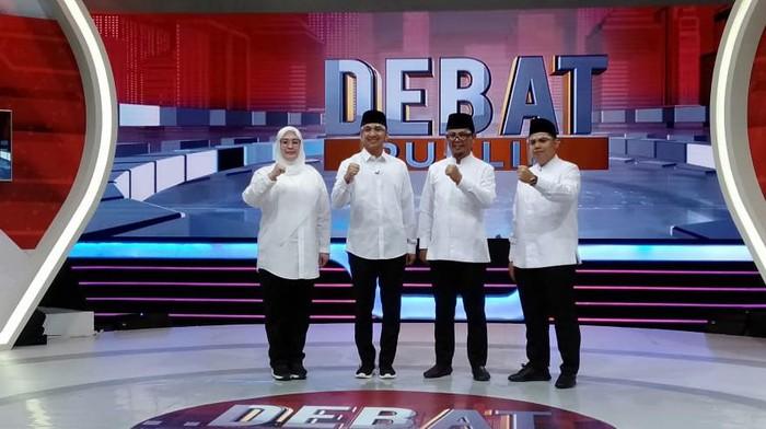 Debat Pilkada Pandeglang.