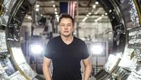 Elon Musk Pamer Kecanggihan Pabrik Baterai Mobil Listrik Tesla