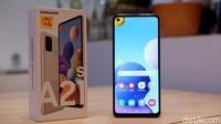 Samsung Rilis A21s (Lagi), Warna Baru dan Storage Lebih Besar