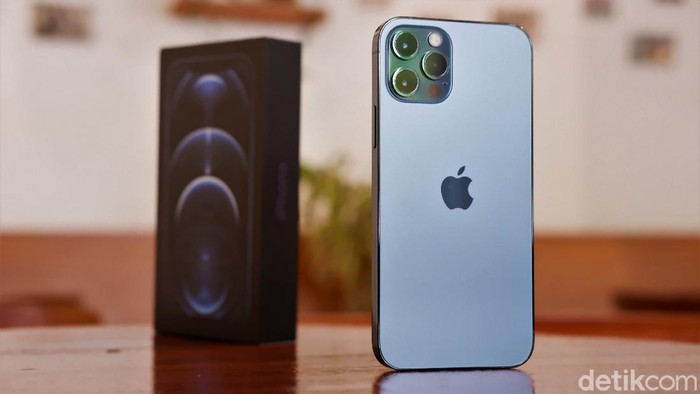 the future smartphone has now been released iPhone 12 PRO MAX