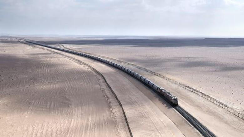 Jalur kereta api UEA