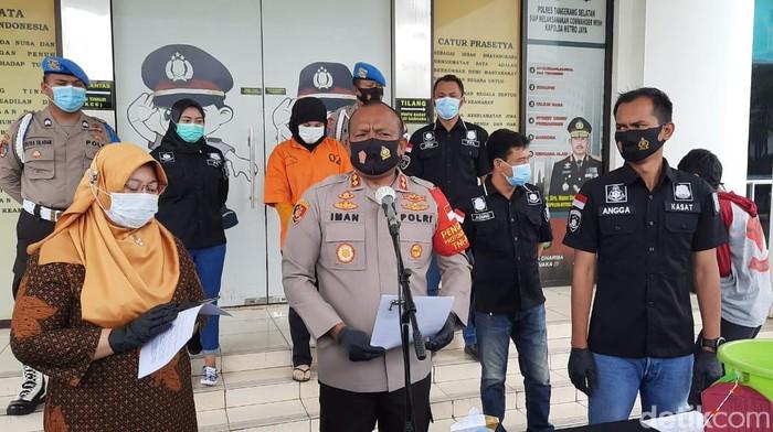 Kasat Reskrim Polres Tangsel AKP Angga Surya Saputra (Dok Istimewa)