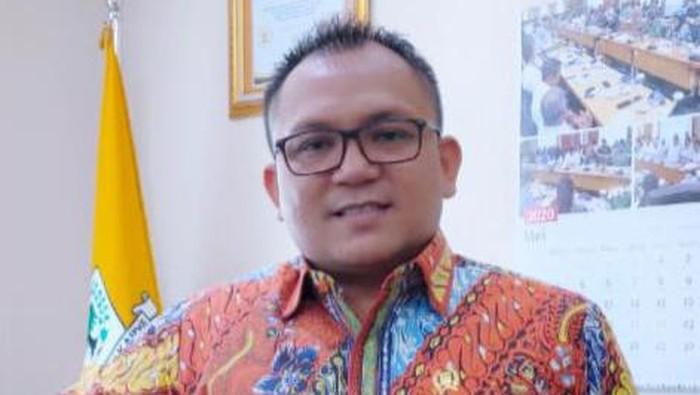 Ketua Fraksi Golkar DPRD DKI Jakarta, Basri Baco
