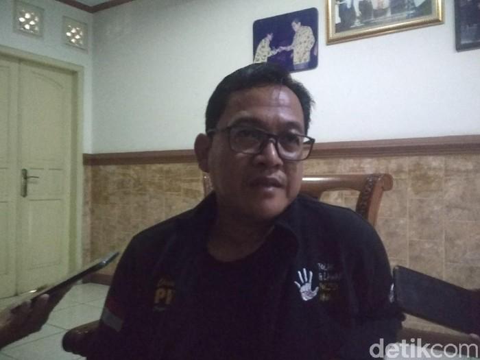 Kordiv Pengawasan Bawaslu Jawa Barat Zaki Hilmi