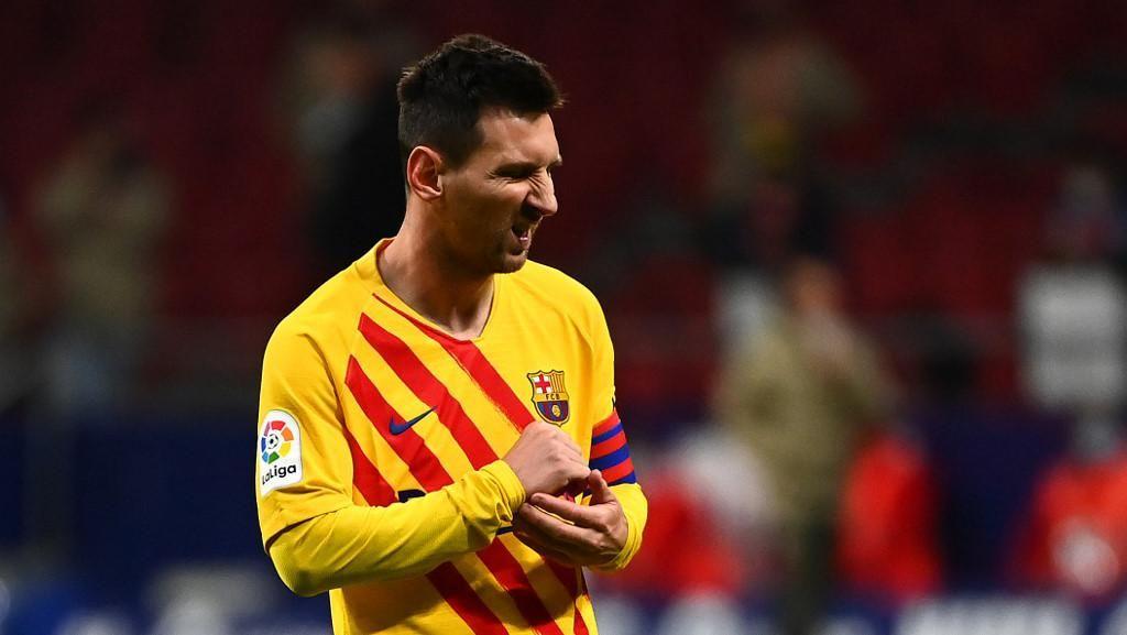 Messi Tak Dibawa Barcelona ke Markas Dynamo Kiev