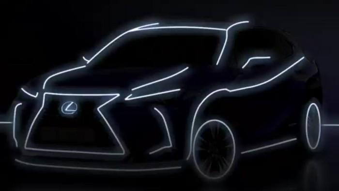 Mobil listrik Lexus yang akan diluncurkan di Indonesia