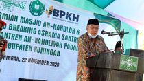 Said Aqil: LPNU Siap Berperan Entaskan Dua Kemiskinan di Indonesia