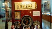 Foto: Koleksi Pribadi TB Silalahi dalam Sebuah Museum