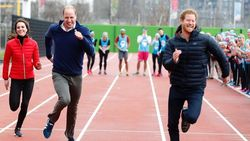 Kata Sahabat soal Hubungan Harry-William Setahun Setelah Berseteru