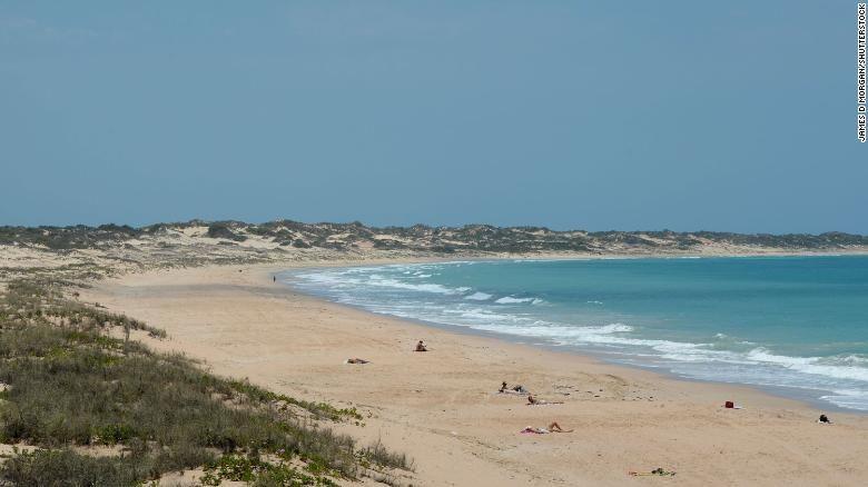 Pantai Cable Australia